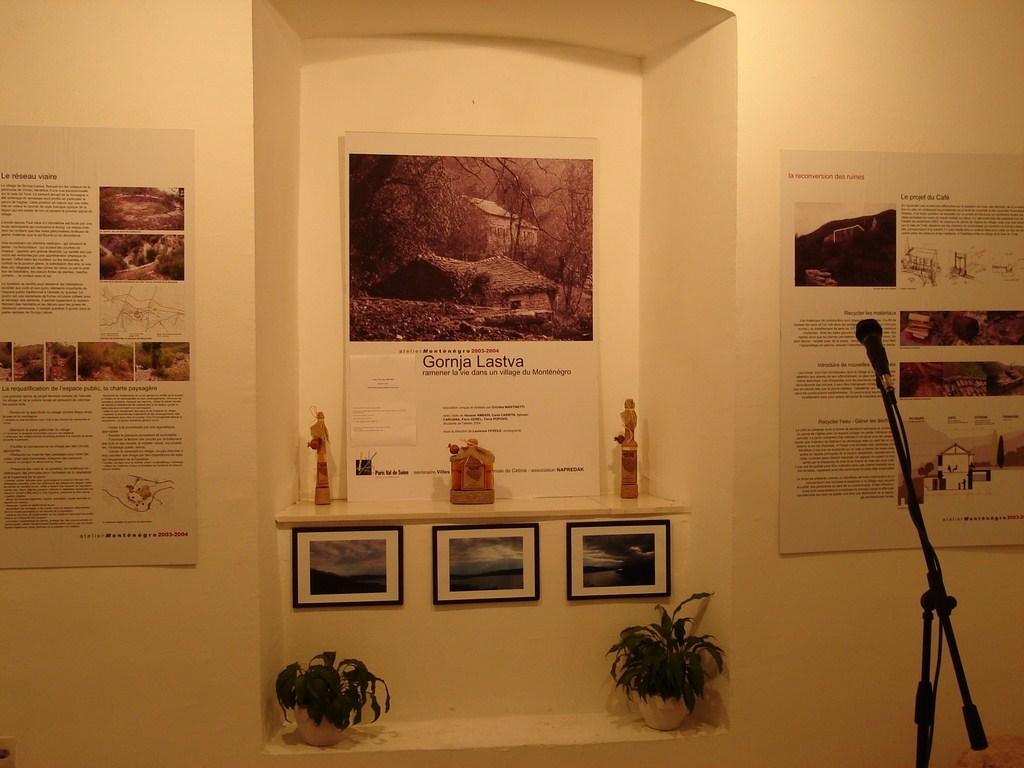 Arhitektonske radionice i izložbe 1
